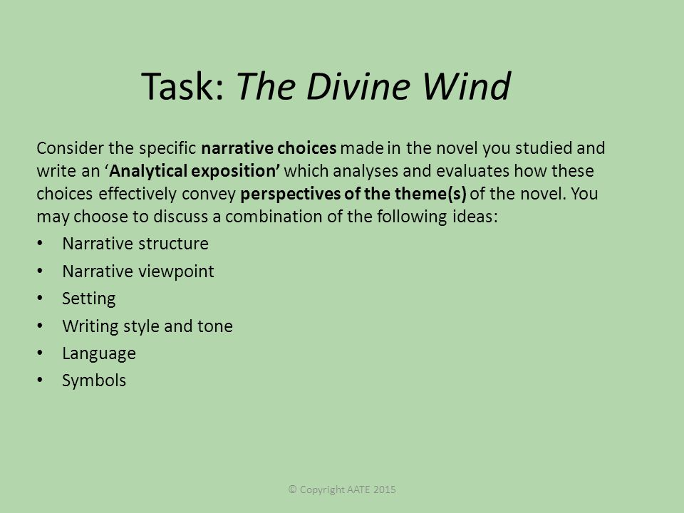 the divine wind free online book