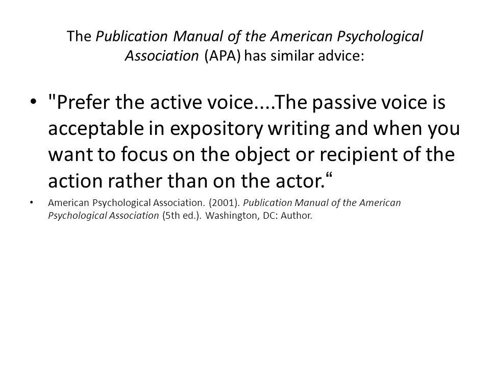 publication manual of the american psychological association pdf
