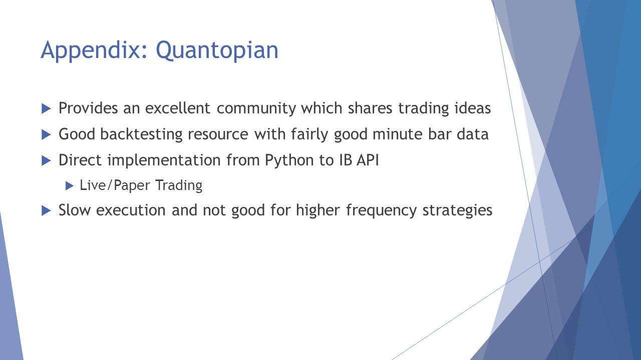 Algorithmic Trading By: Avi Thaker  - ppt video online download