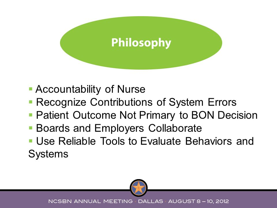 Accountability of Nurse