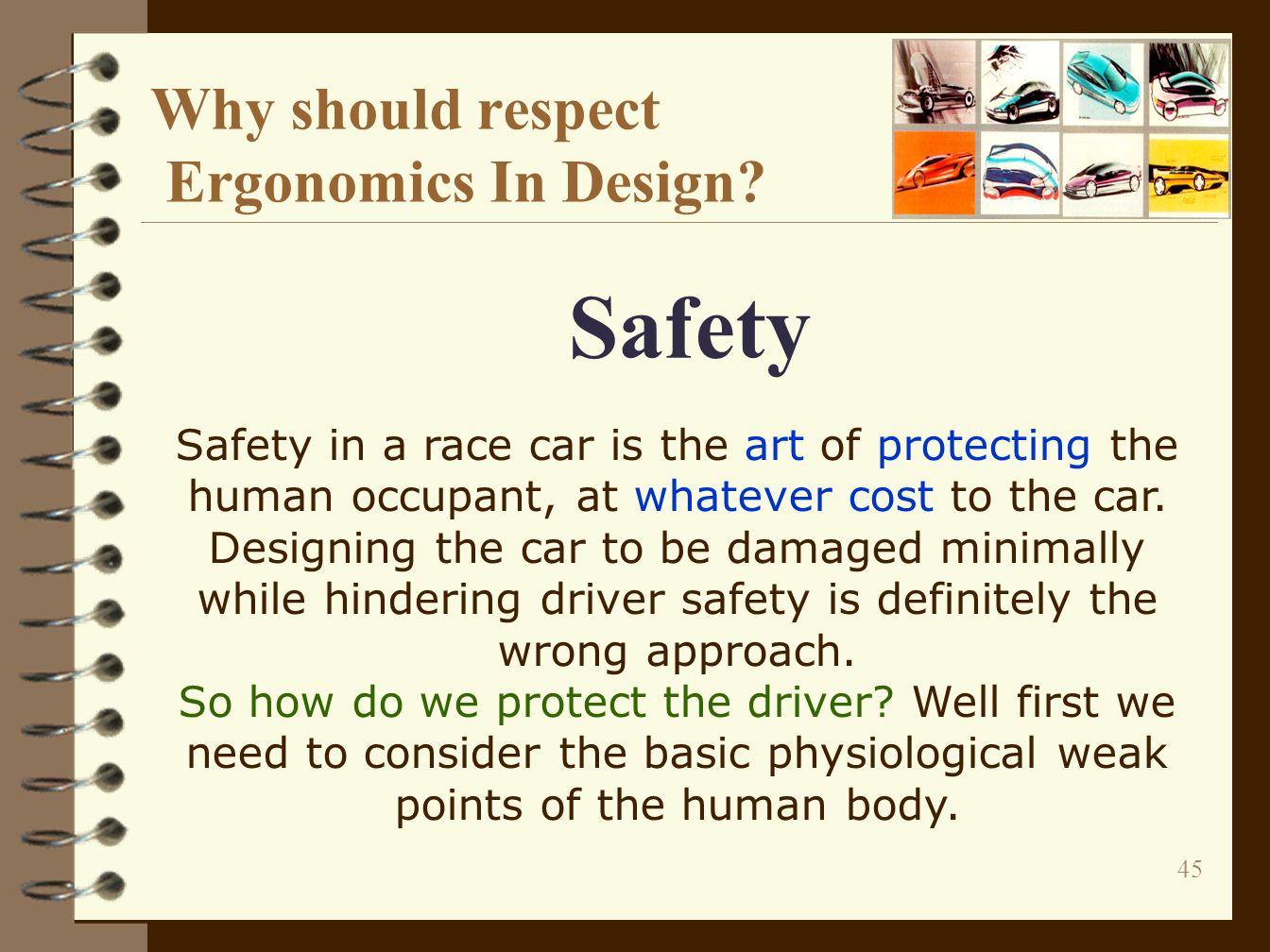 Automotive Design With Respect To Ergonomics Ppt Download