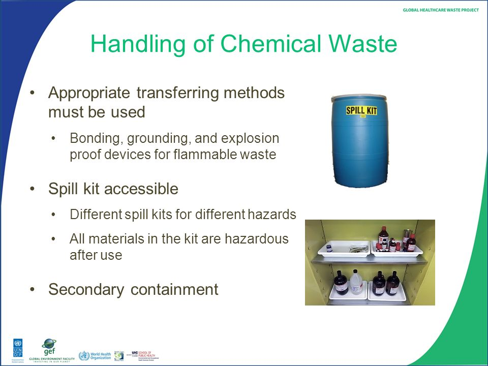 Module 18 Management Of Chemical Cytotoxic