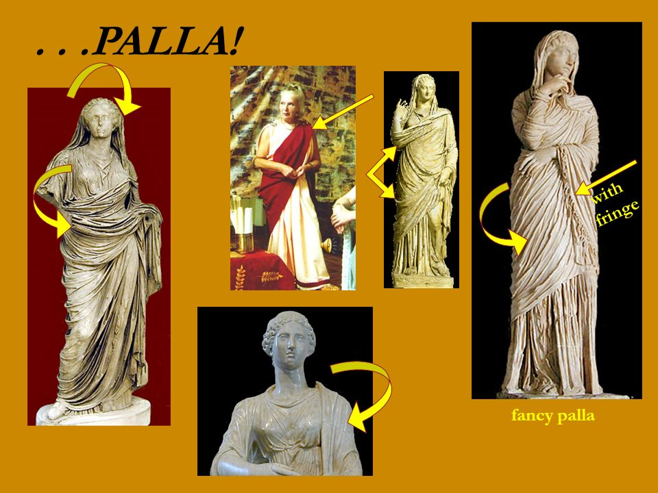 Roman Clothing  - ppt video online download