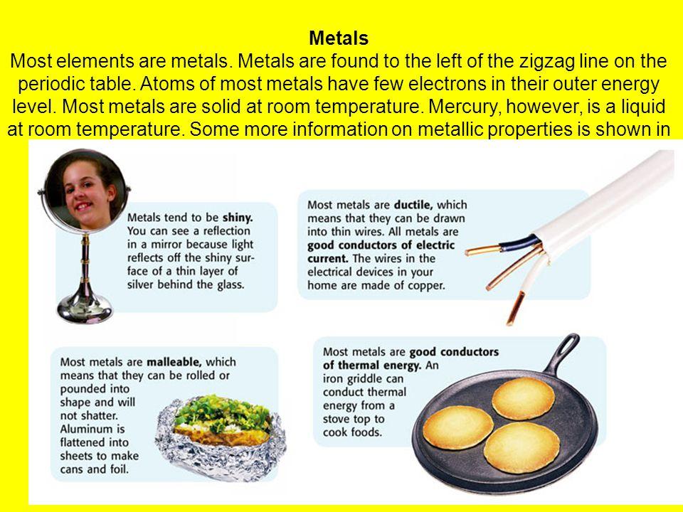 11 metals