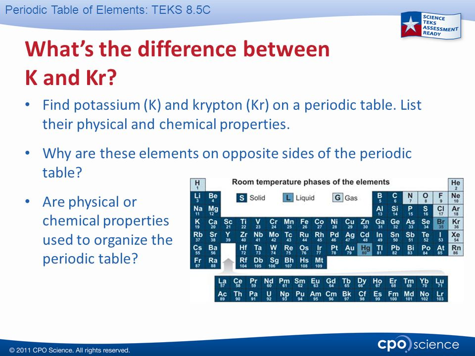 To the teacher this cpo science powerpoint presentation is designed whats the difference between k and kr urtaz Choice Image