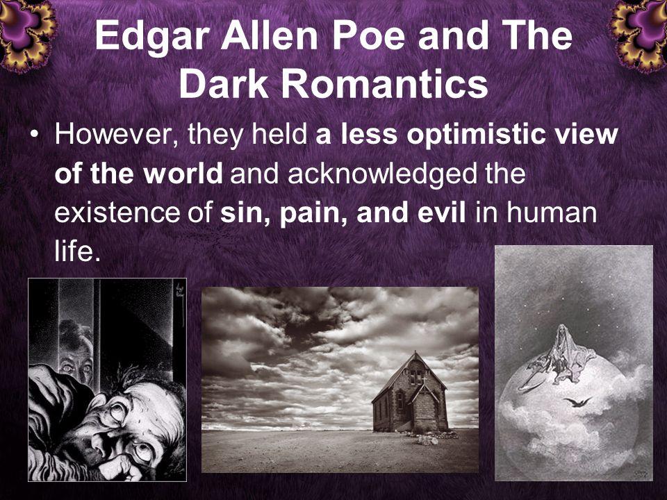 edgar allan poe and romanticism