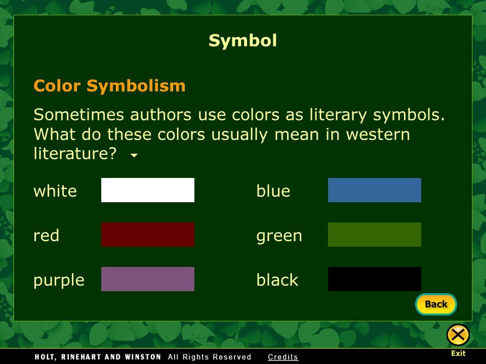 Symbolism And Allegory Ppt Video Online Download
