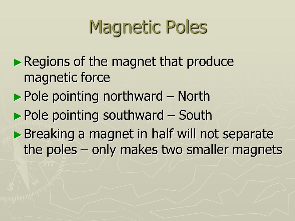 Magnetism Notes CP Physics Ms  Morrison  - ppt download