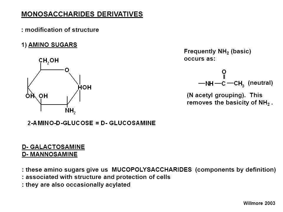 Carbohydrate chemistry.