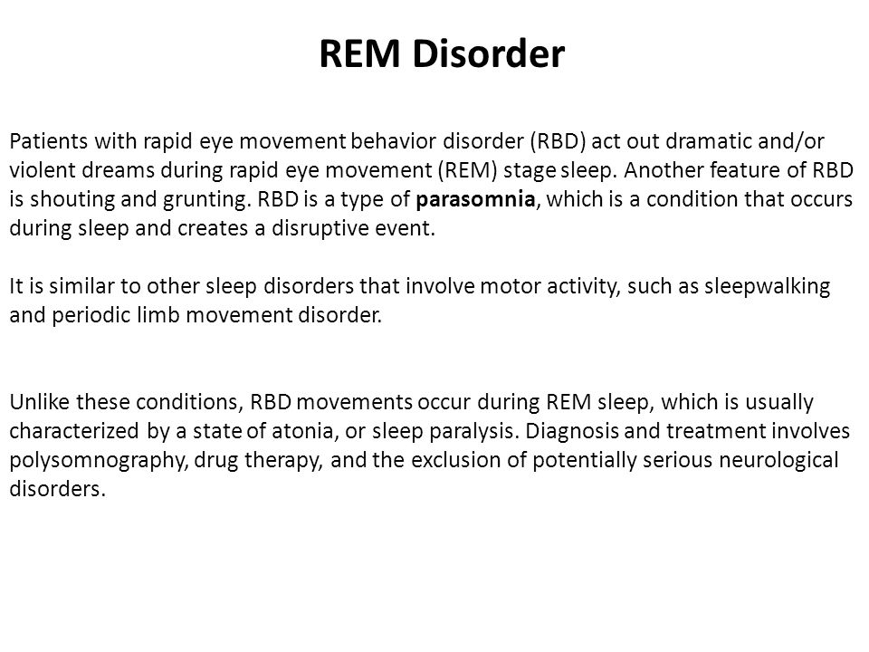 Sleep Disorders - ppt video online download