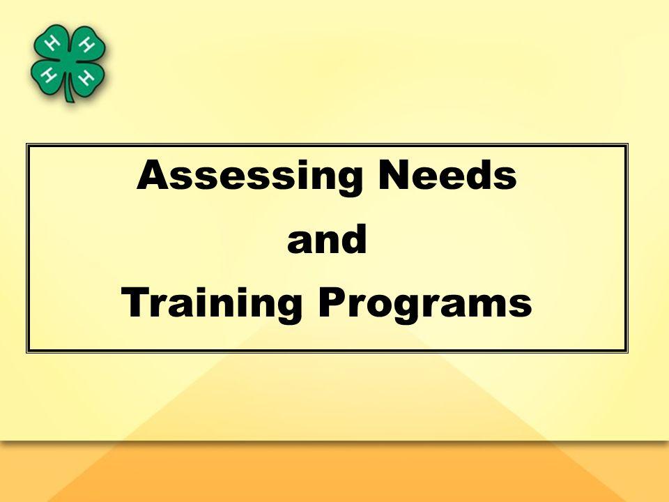 an orientation program for 4 h club volunteer leaders ppt download