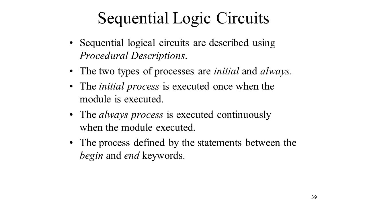 Ece 2372 Modern Digital System Design Ppt Video Online Download Logic Circuits Related Keywords Suggestions Long Sequential