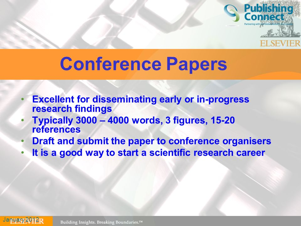 Writing and Publishing First Quality Scientific Manuscripts - ppt