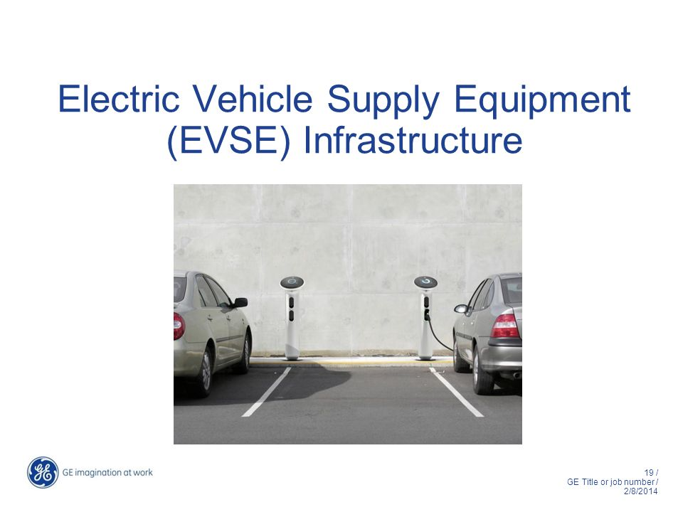 Electric Vehicle Supply Equipment (EVSE) Infrastructure