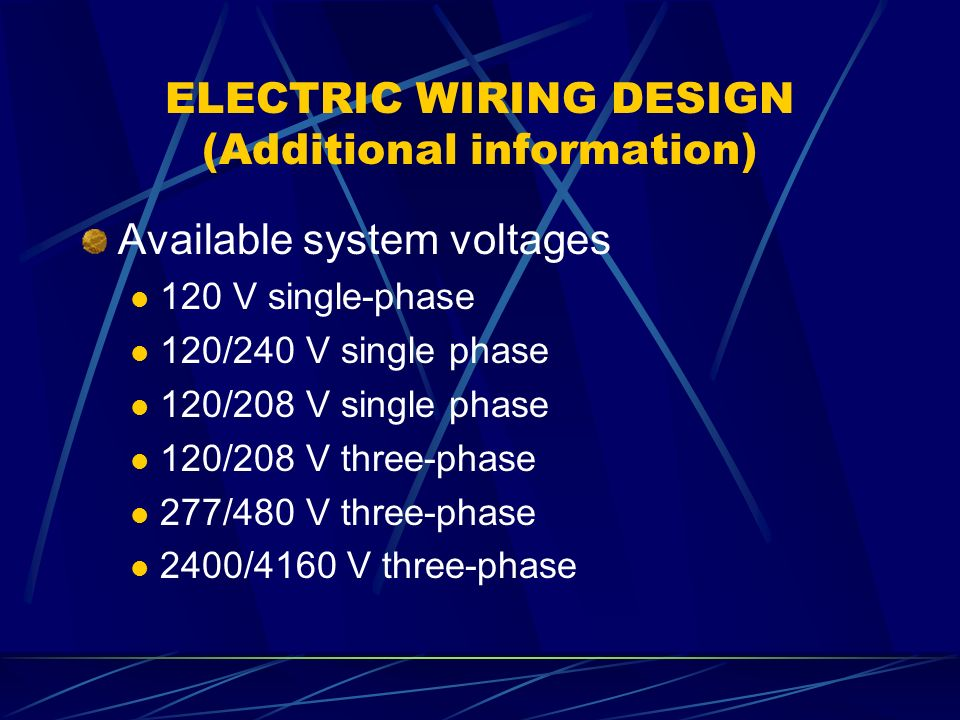 Commercial electrical chapter 11 ppt download electric wiring design additional information greentooth Image collections