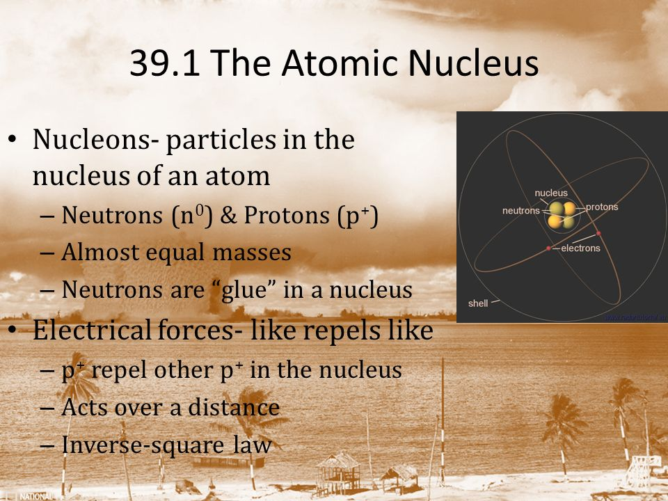 Chapter 39 The Atomic Nucleus And Radioactivity Ppt Video