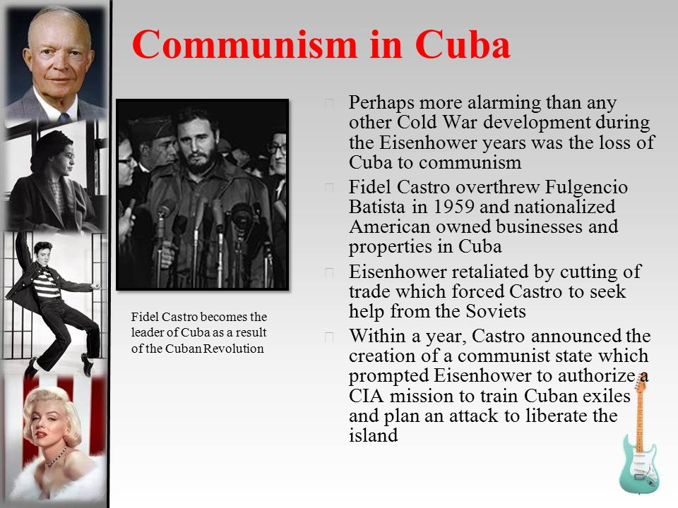 communism in cuba and china essay Communist countries are china, cuba, laos, north korea, and vietnam they aren't pure communism but are transitioning from socialism they aren't pure communism but are transitioning from socialism.