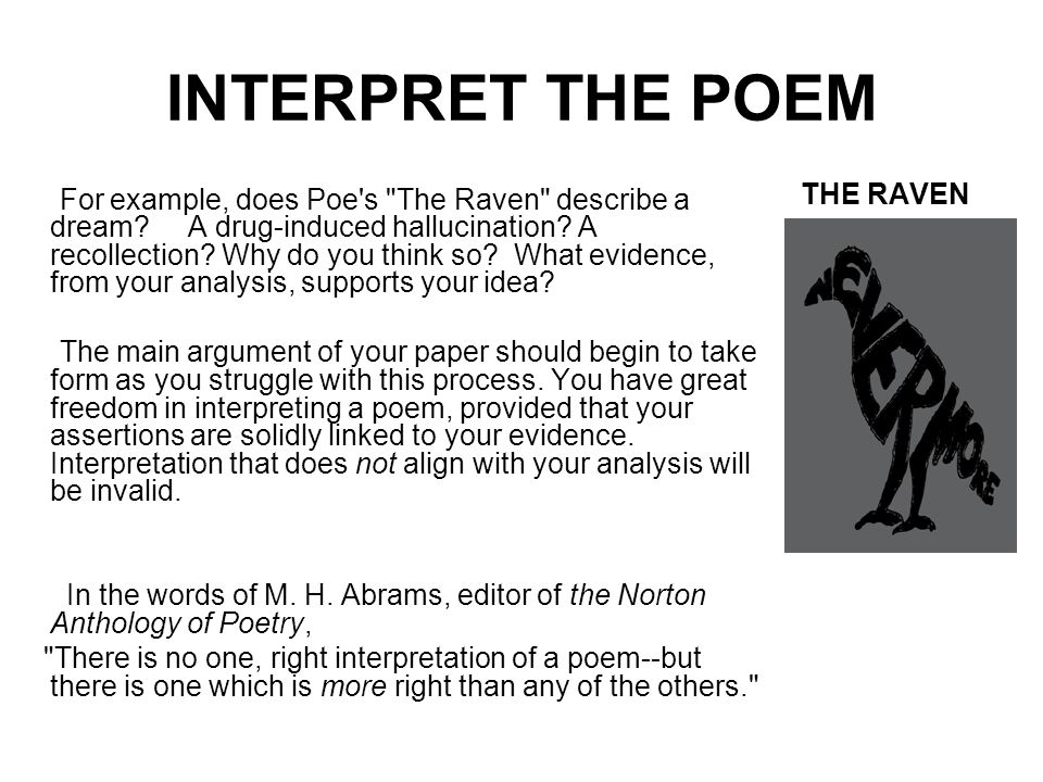Writing A Poetry Analysis Essay Ppt Video Online Download