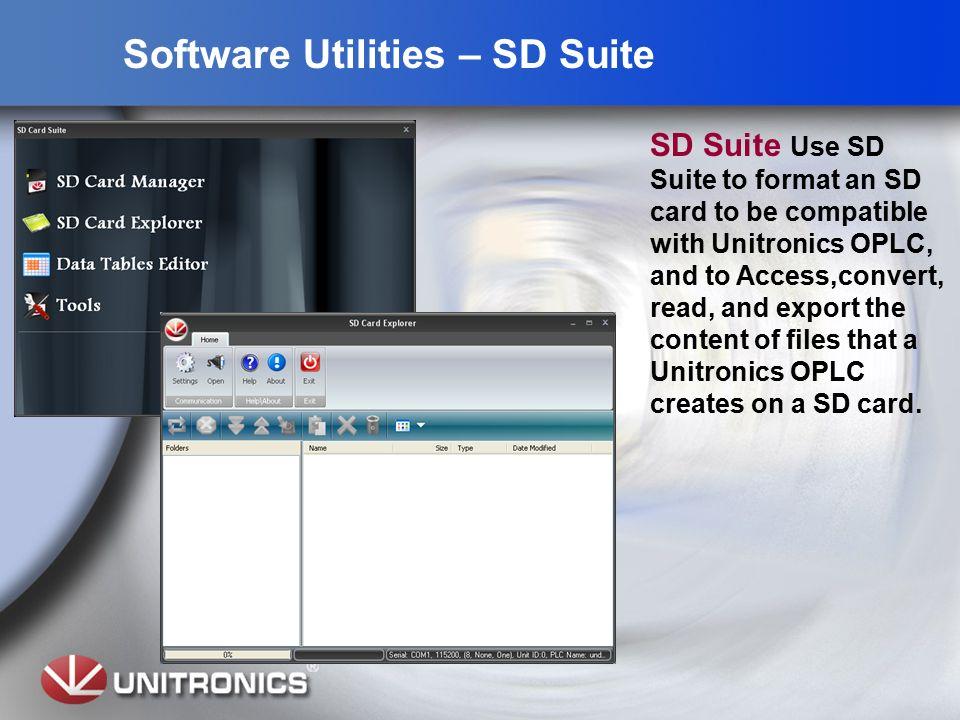 Unitronics ppt download