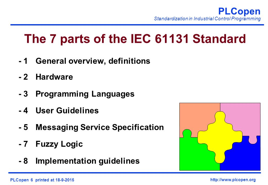 Welcome at this IEC Tutorial - ppt download