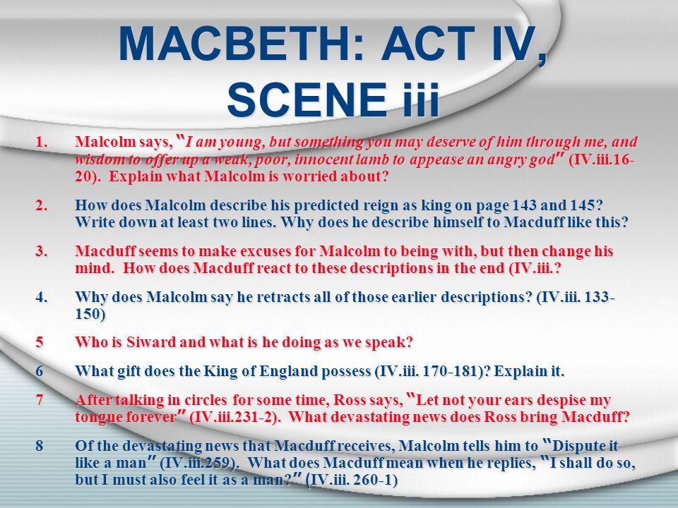 macbeth act 1 scene 1 literary devices