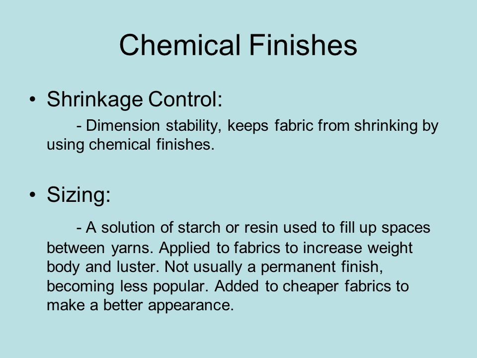 Fabric Finishes & Fabric coloring & printing - ppt video