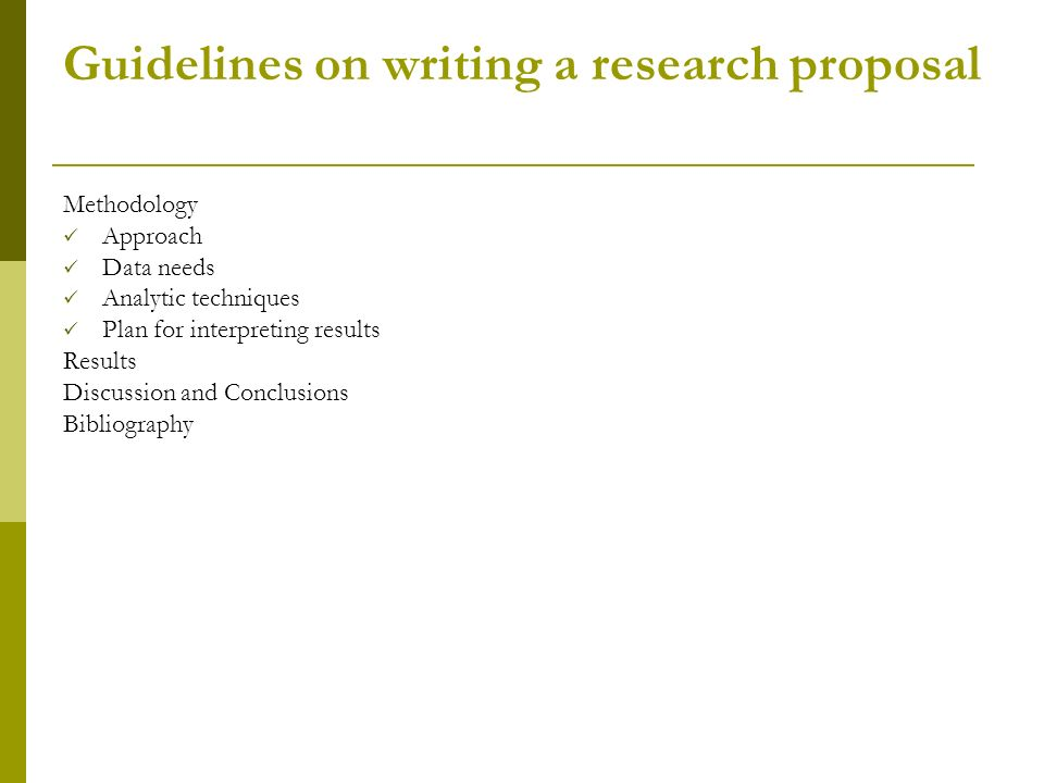 research proposal guidelines Where to find instructions for writing your application application forms are posted with each funding opportunity announcement  regardless of the type of research proposal to be submitted  you want a convincing proposal that is also formatted according to the application guidelines, punctuation error-free, clear to read, and.