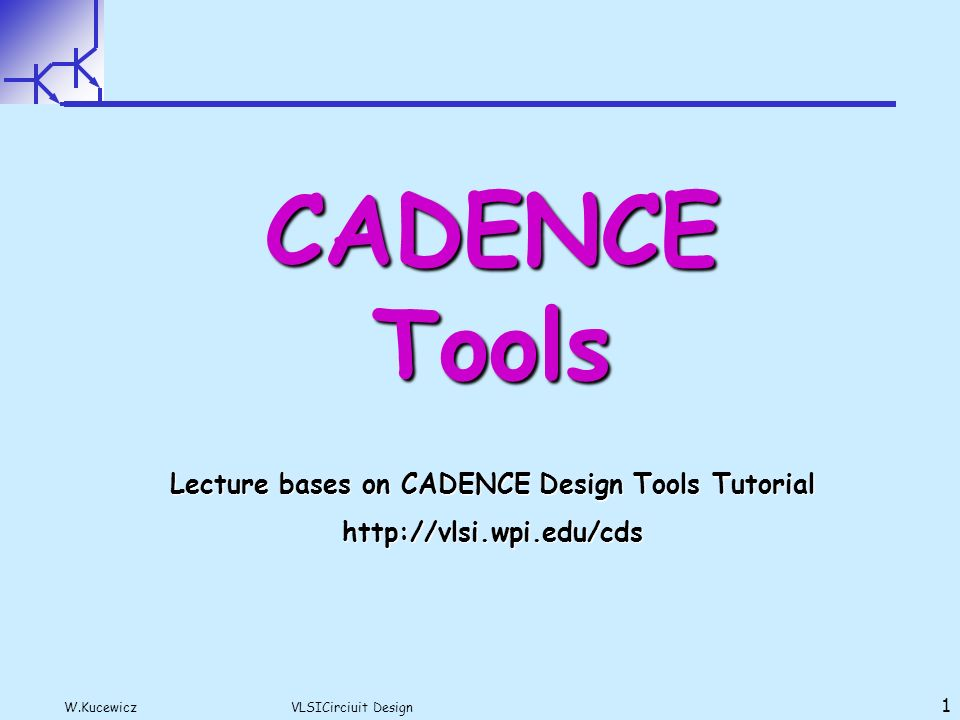 Cadence tutorial -cmos nand gate schematic, layout design and.