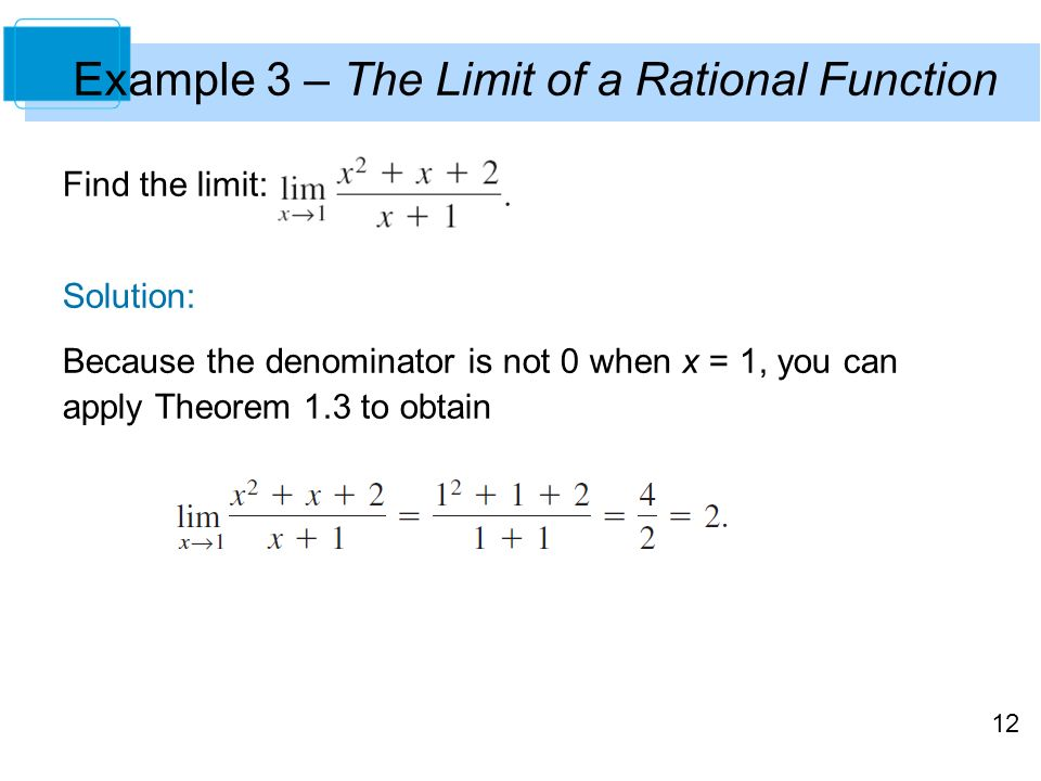 LIMITS OF RATIONAL FUNCTIONS EBOOK DOWNLOAD