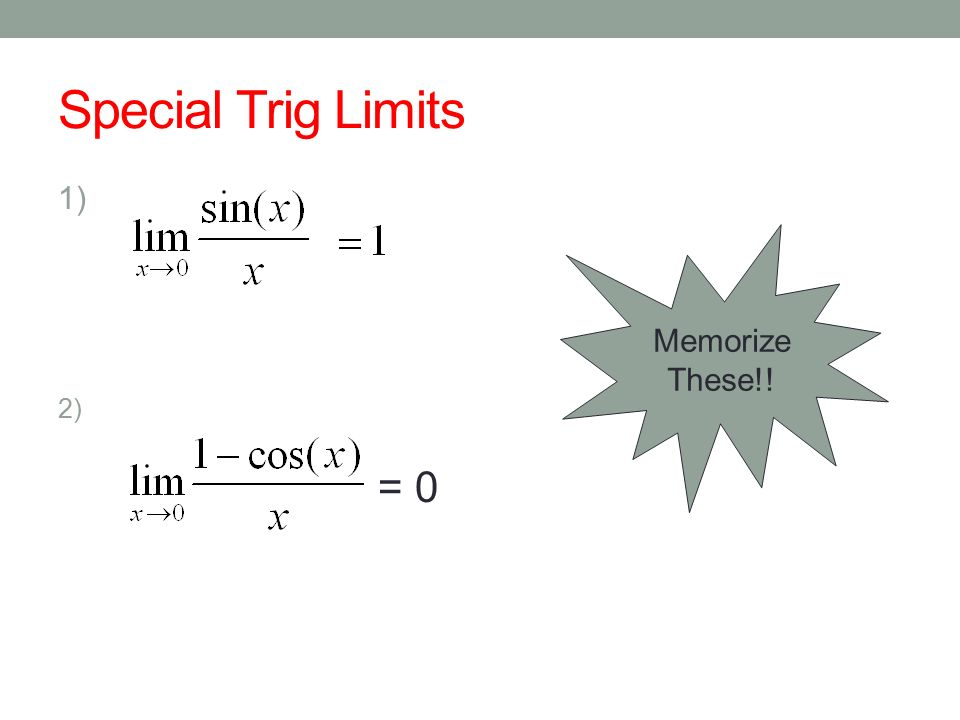 Squeeze Theorem Intermediate Value Theorem Ppt Download