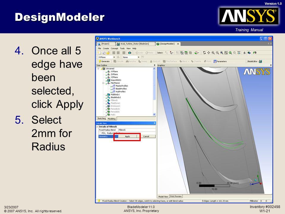 Designmodeler Script Tutorial