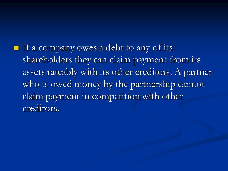 debt partner company