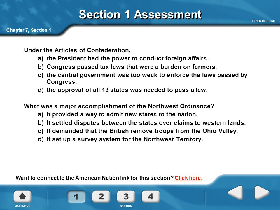 guided reading activity 3-1 the articles of confederation answer key