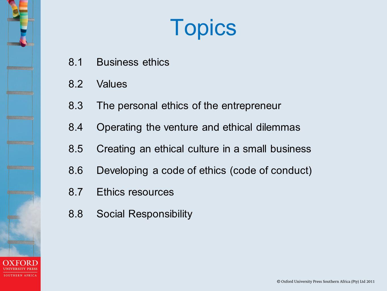 good ethical dilemma topics