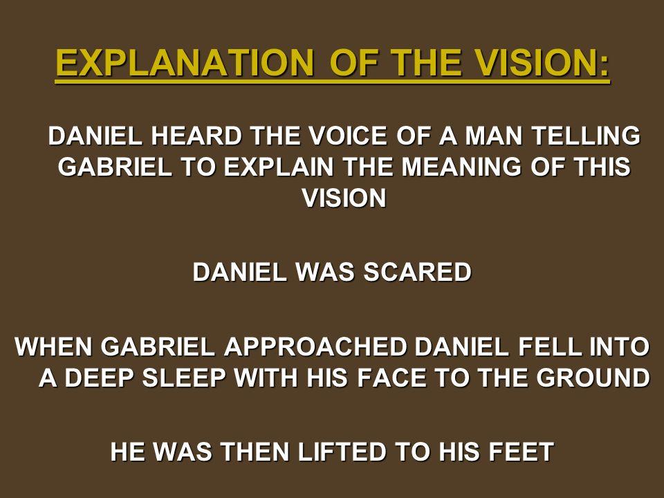 DANIEL (7-9) Part II  - ppt video online download
