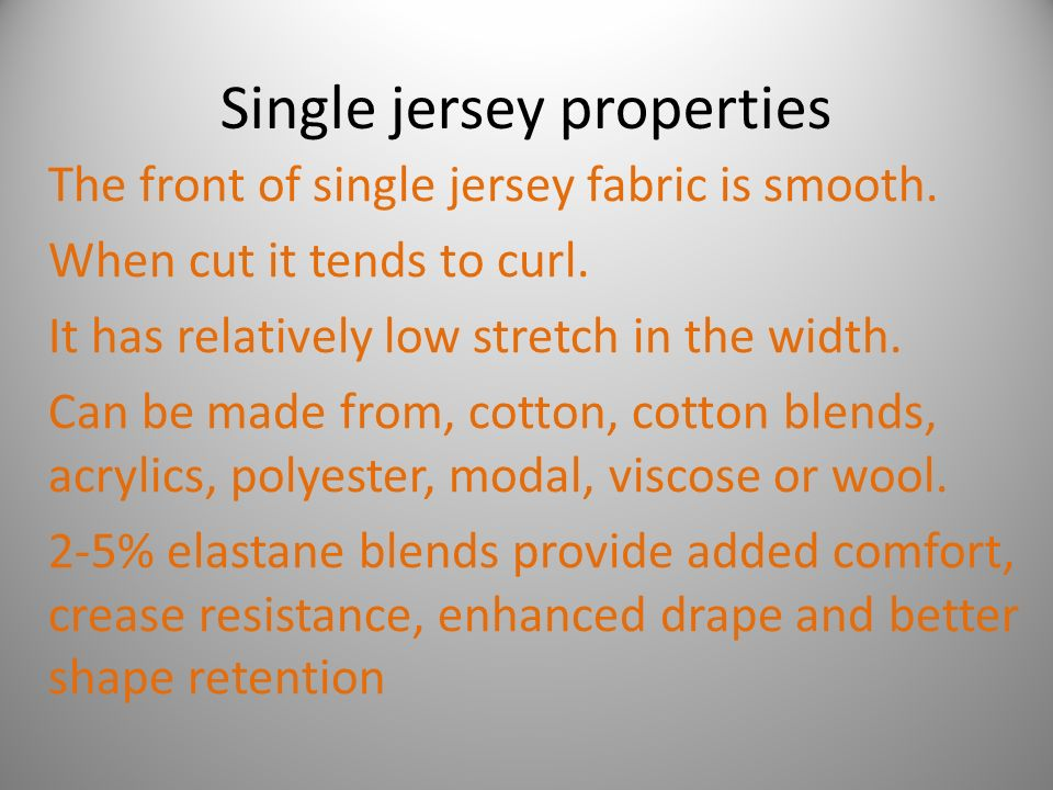 db35124dad91 Knitted fabrics Task. Compare the structure of a knitted jumper with ...