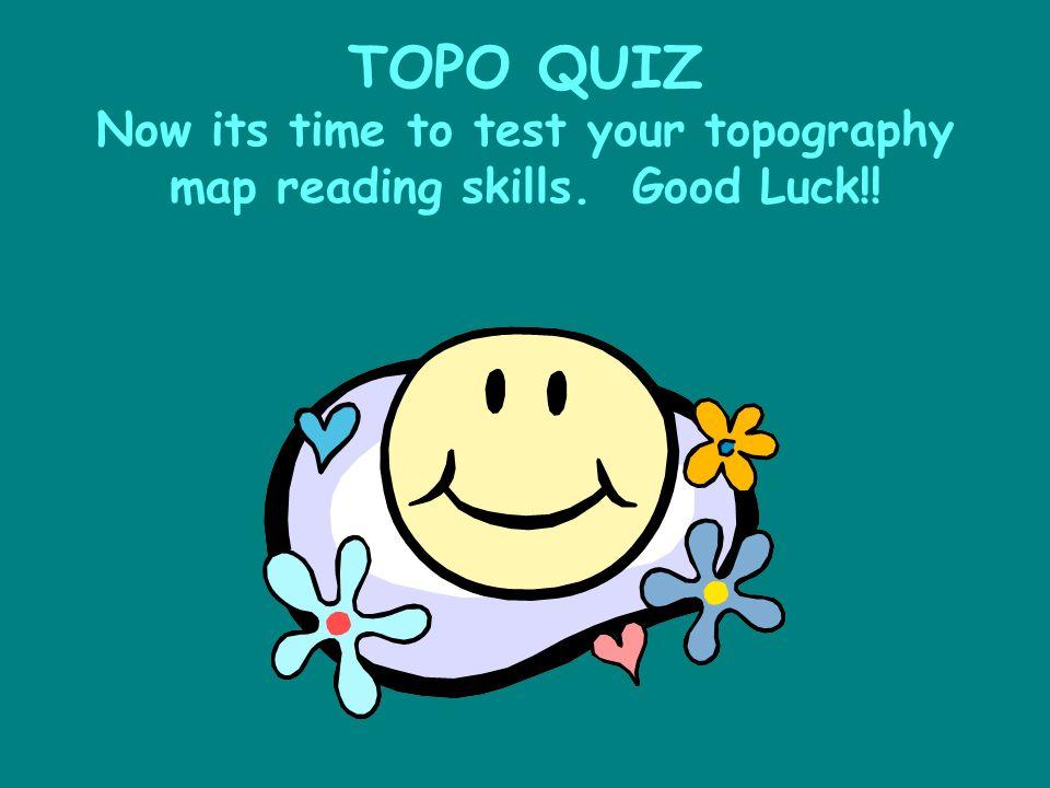 Topographic maps Topographic maps ppt