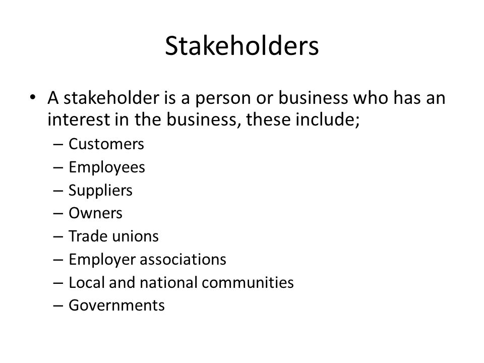 stakeholder essay The stakeholder theory by thomas donaldson - a stake holder, in general is defined as an individual or organization likely affected by the performance of an organization.
