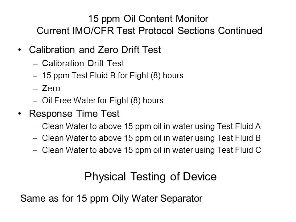 Physical Testing of Device