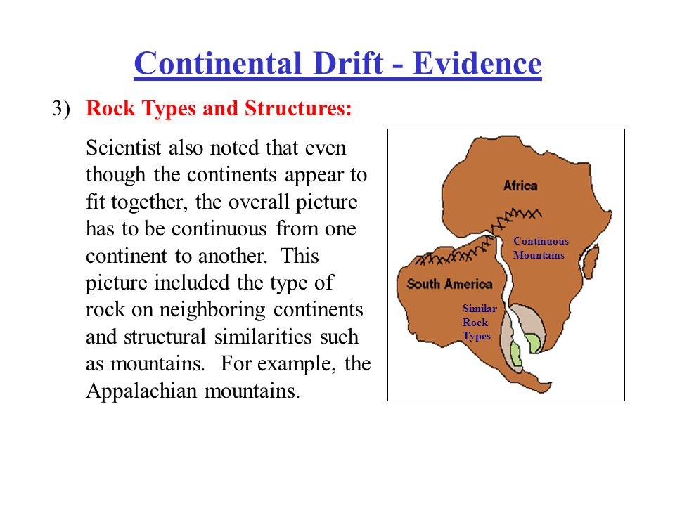 my essay on continental drift The theory of continental drift proposes that our continents are drifting away from each other because they are located on tectonic plates that make up the earth's crust - the part we are standing.