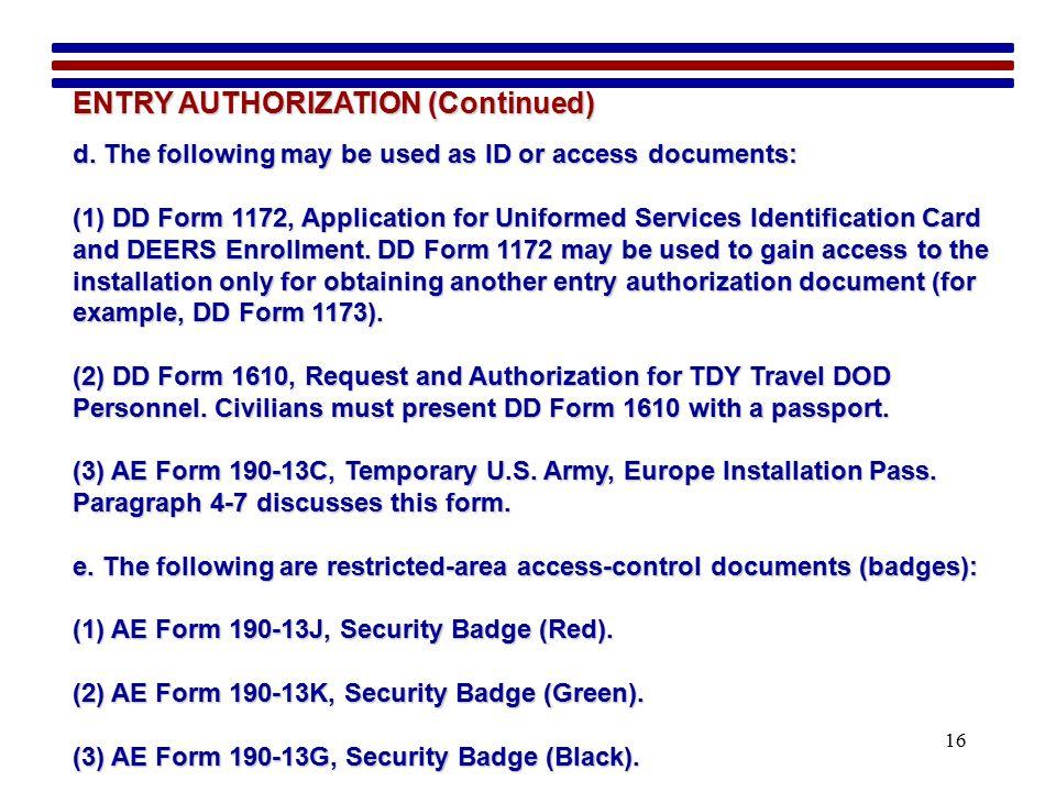 ANTITERRORISM/ FORCE PROTECTION - ppt download