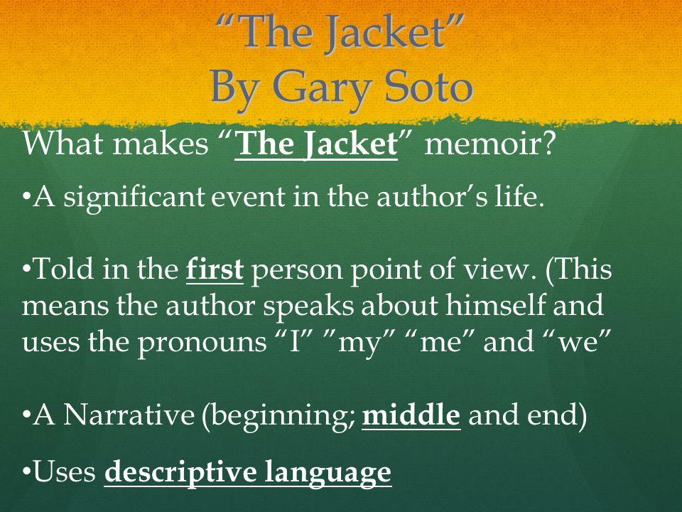 the jacket soto