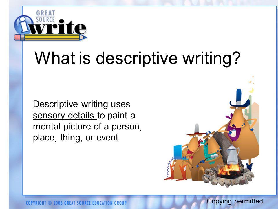 show me how to write