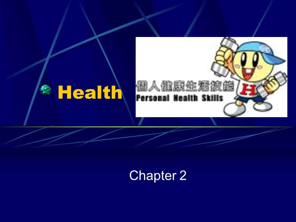 Health Chapter 2