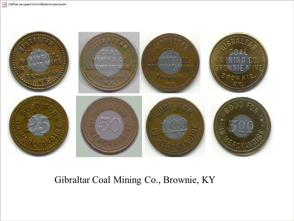 Gibraltar Coal Mining Co., Brownie, KY