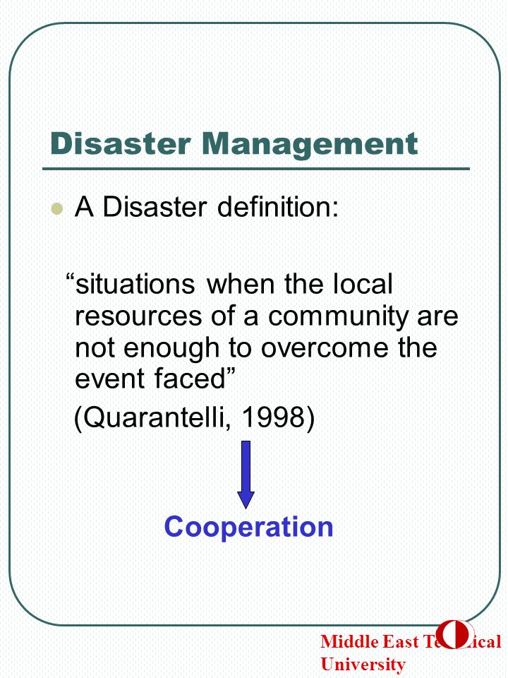 essay on disaster and management Disaster management essay sample knowledge on first aid, rescue and evacuation help in the preparation of the school disaster contingency plan aware the parents and community on various types of hazards and what are the preparedness measures to be taken.