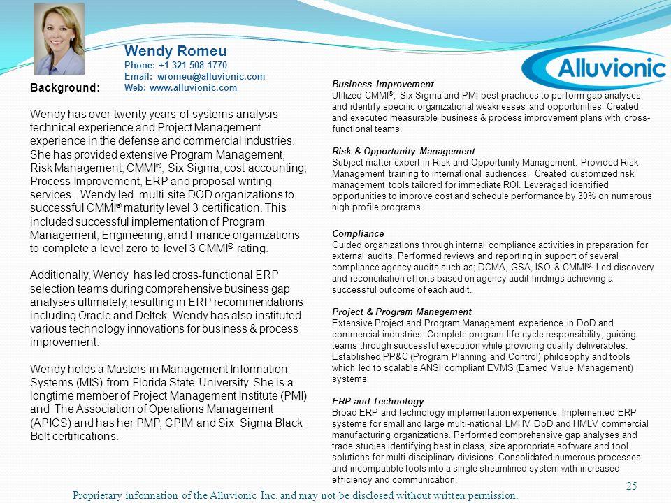 Alluvionic Inc. Risk Management - ppt video online download