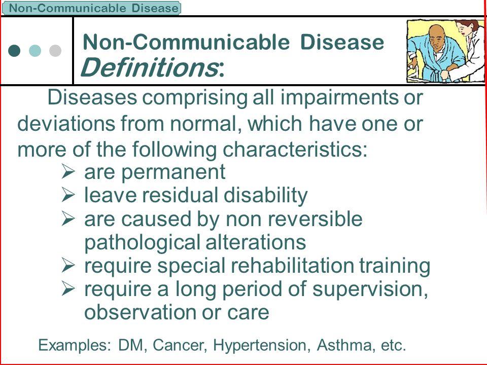 Noncommunicable diseases | nejm.
