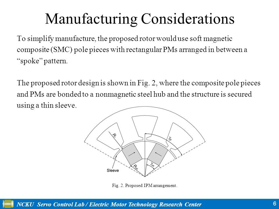 Ipm Motor Design Impremedia Net
