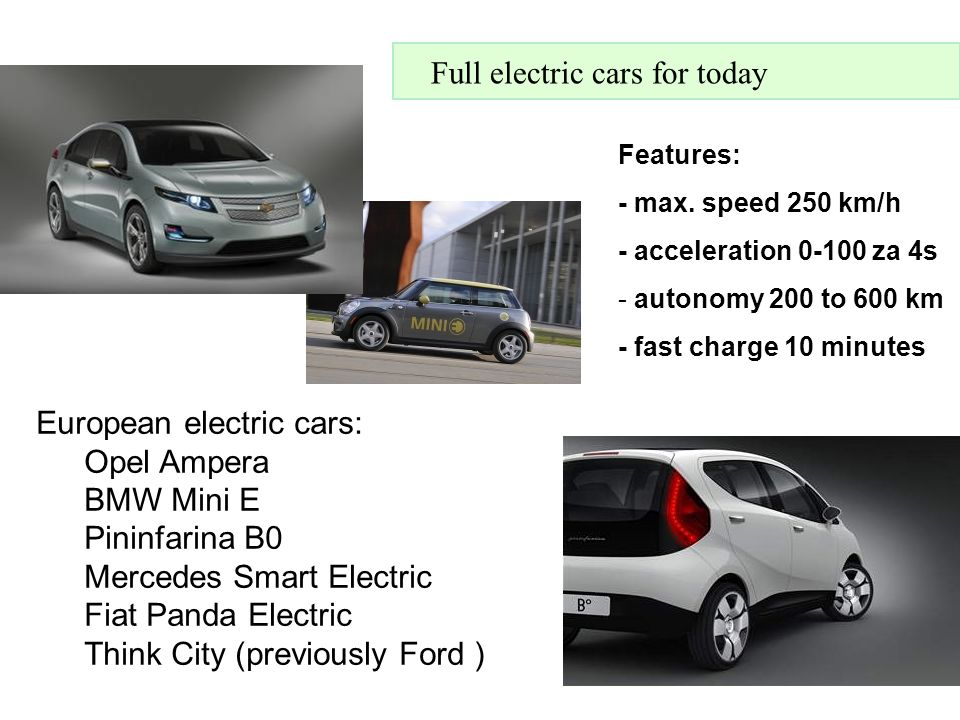 Association Of Electric Cars Industry Ppt Download